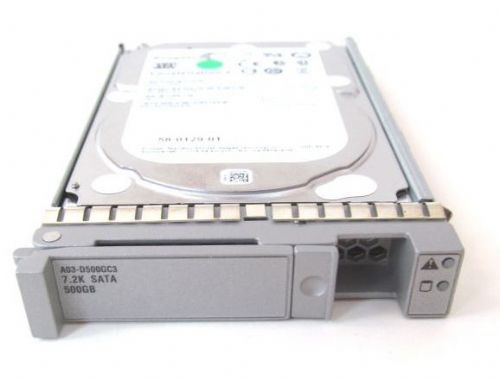 "Cisco 500GB 7.2k 2.5"" A03-D500GC3 HDD SATA Hard Drive Disk for UCS UCSC Servers"